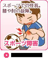 スポーツ障害