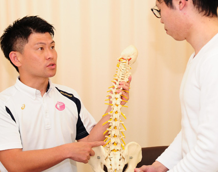 神経鍼×立体電気治療×可動ストレッチ