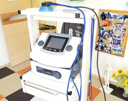 立体電気治療